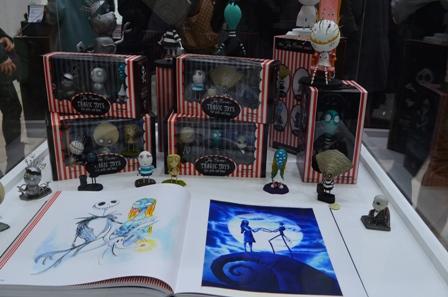 Tim Burton merchandise