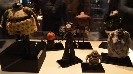 Tim Burton models