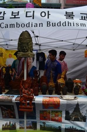 Lotus Lantern Festival Cambodian Buddhism