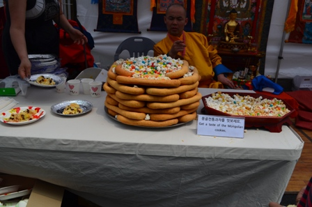 Lotus Lantern Festival Mongolian Buddhism