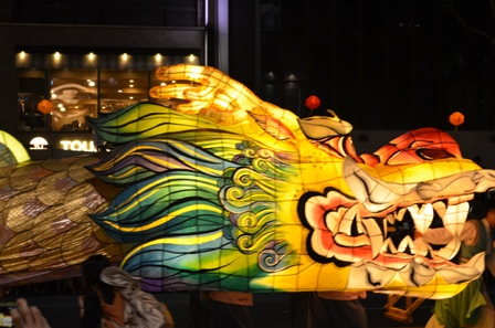 Lotus Lantern float (9)