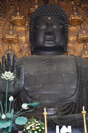 Great Buddha, Todaiji Temple