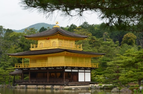 Kinkakuji- Temple of Golden Pavilion