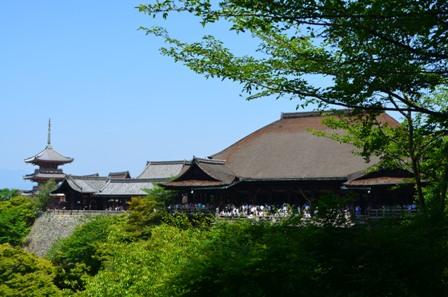 Kiyomizu Temple complex