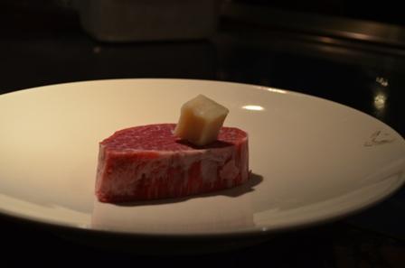 Kobe beef Japanese Teppanyaki