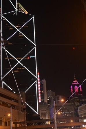 Hong Kong at night 7