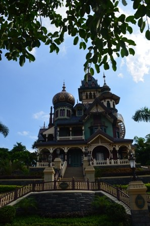 Hong Kong Disneyland Mystic Mansion