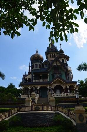 Hong Kong Disneyland Mystic Mansion