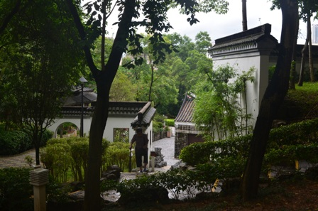 Hong Kong Walled City Park 2