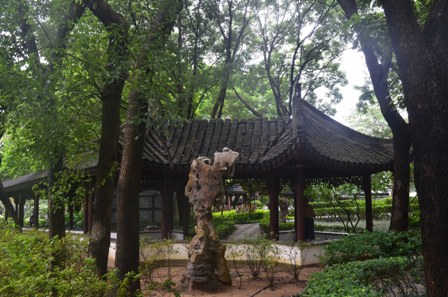 Hong Kong Walled City Park 3