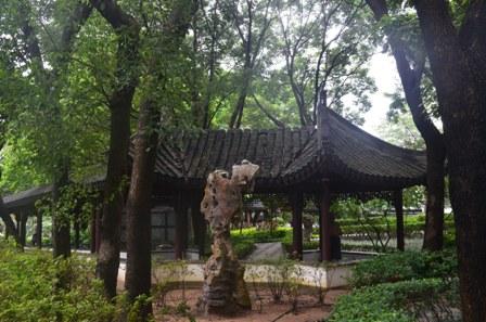 Hong Kong Walled City Park 3