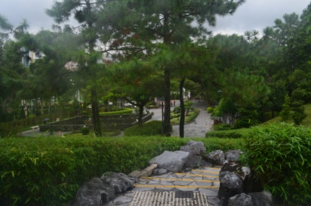 Hong Kong Walled City Park 4