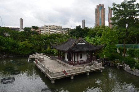 Hong Kong Walled City Park 7