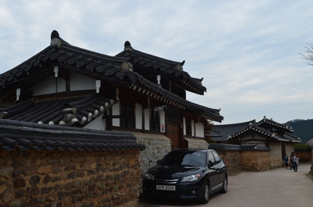 Andong Hahoe Maeul Bukchon Residence