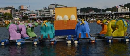 Jinju Lantern Festival day 10