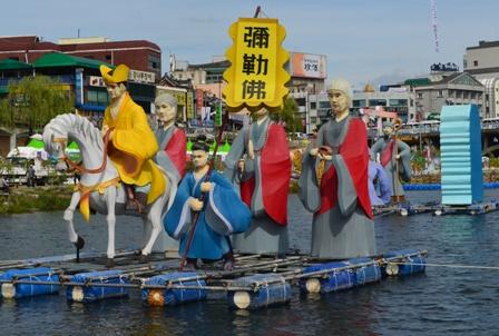 Jinju Lantern Festival day 11