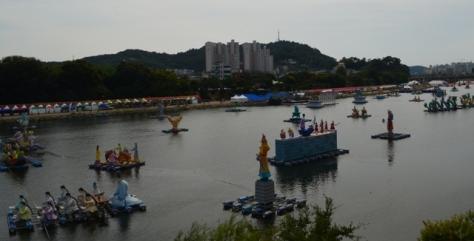 Jinju Lantern Festival day 12