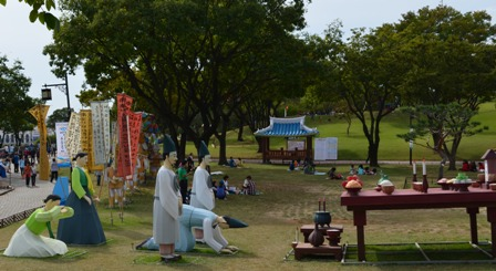 Jinju Lantern Festival day 13