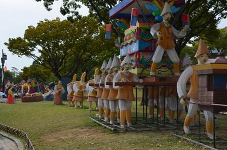 Jinju Lantern Festival day 14
