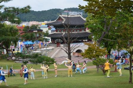 Jinju Lantern Festival day 16