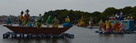 Jinju Lantern Festival day 9