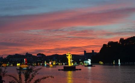 Jinju Lantern Festival night 1