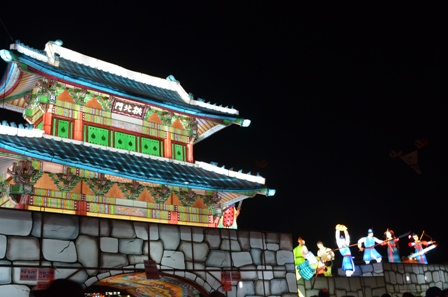 Jinju Lantern Festival night 10