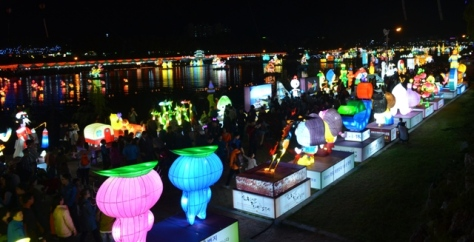 Jinju Lantern Festival night 12