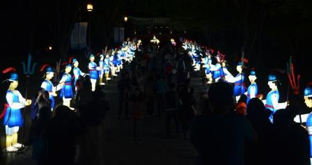 Jinju Lantern Festival night 14