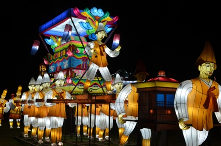 Jinju Lantern Festival night 15