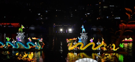 Jinju Lantern Festival night 16