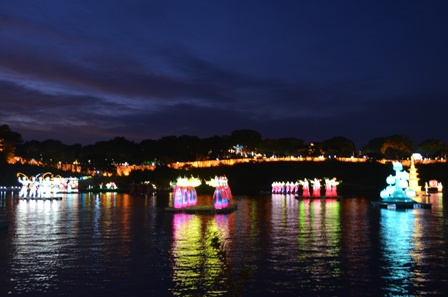 Jinju Lantern Festival night 6
