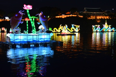 Jinju Lantern Festival night 9