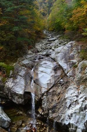 Sibiseonnyetang small waterfall