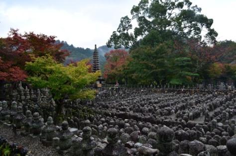 Kyoto Arashiyama Arashion Temple title picture