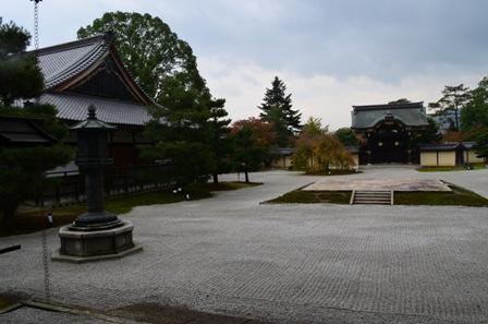 Kyoto Arashiyama Daikuji Temple main grounds