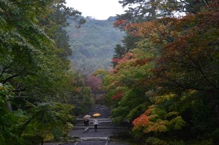 Kyoto Arashiyama Nishion Temple main grounds