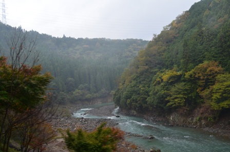 Kyoto Arashiyama valley