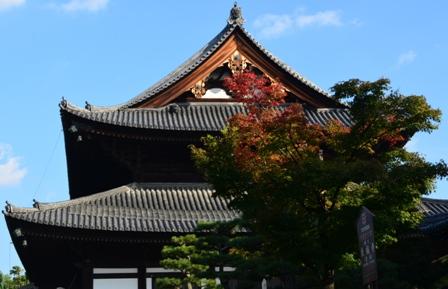 Kyoto Searching Tofukuji Temple