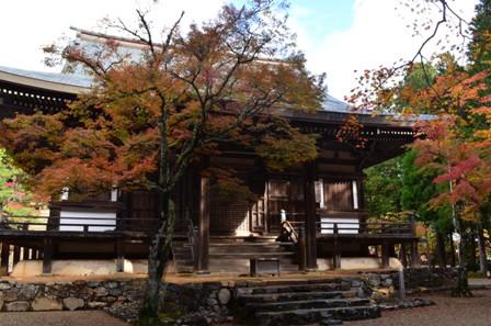 Kyoto Takao secondary temple