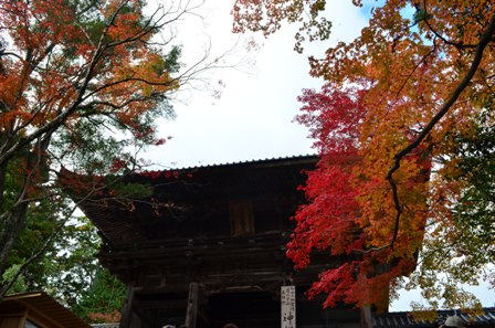 Kyoto Takao Temple entrance