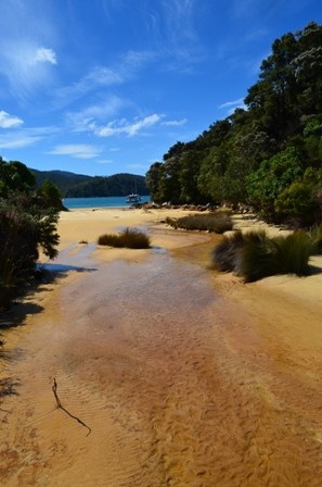 Abel Tasman Day One-10