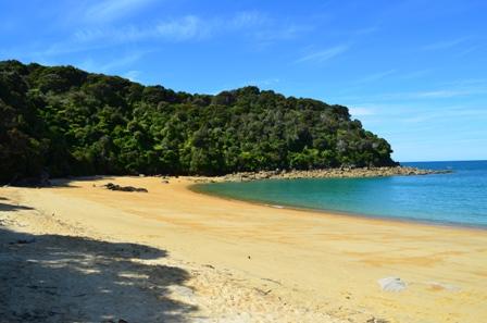 Abel Tasman Day One-11