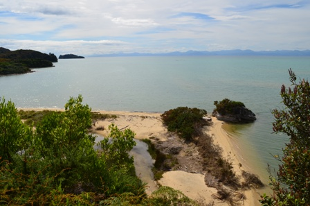 Abel Tasman Day One-3
