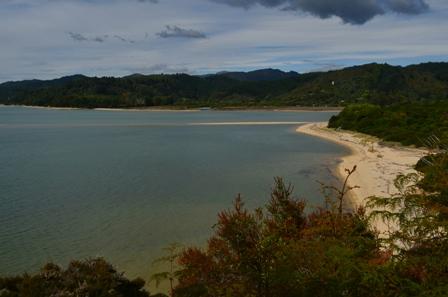 Abel Tasman Day One-4