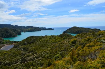 Abel Tasman Day One-6