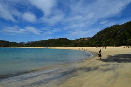 Abel Tasman Day One-7