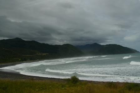 Coastal Pacific Train-9