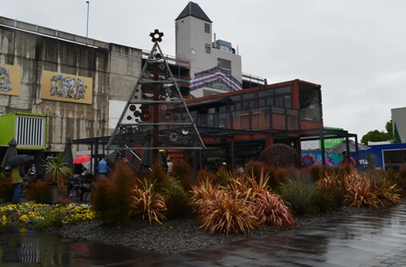 Holidays Christchurch Re Start mall