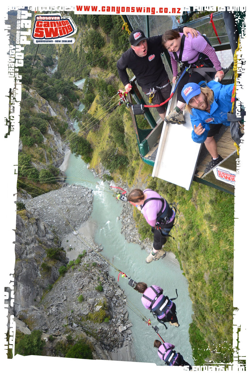 Shotover Canyon Swing My So Called Creative Life
